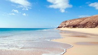 Playas arena blanca