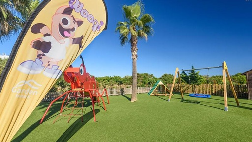 Woogi Activity club | Green Garden Aparthotel