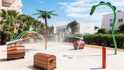 Splash Kinderpool | Tropic Garden Aparthotel