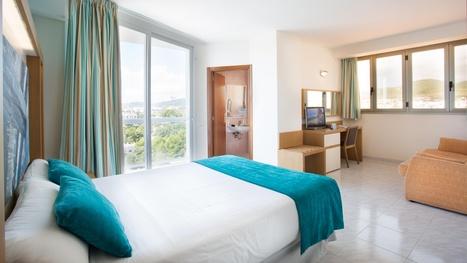 Sirenis Hotel Goleta Ibiza Specially Adapted Room