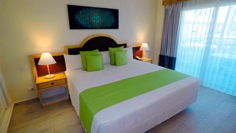 Sirenis Punta Cana Resort República Dominicana Junior Suite el dormitorio principal