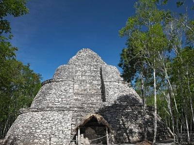 Piramide de Cobá