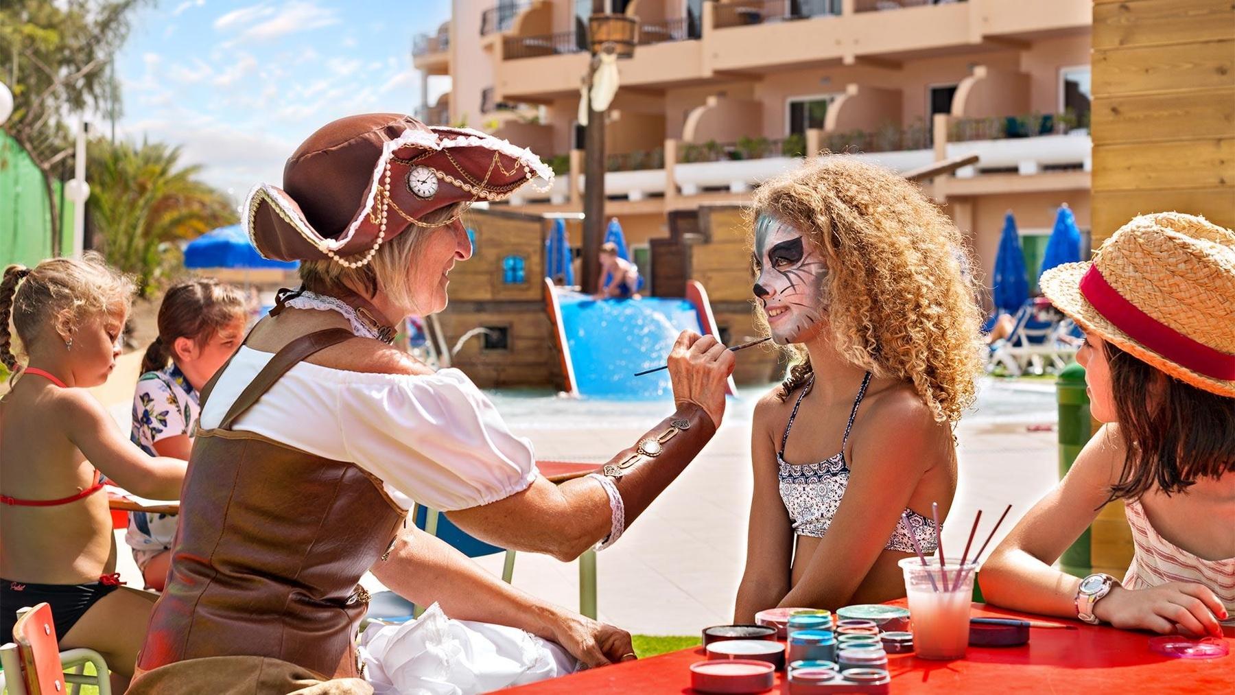 Mejores Hoteles para Niños en Gran Canaria